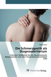 Cover Schmerzgestik Buch